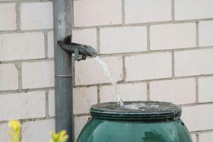 Bangor Township Rain Barrel